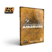 DVD AIRBRUSH ESSENTIAL TRAINING (PAL)<br>AK652DVD